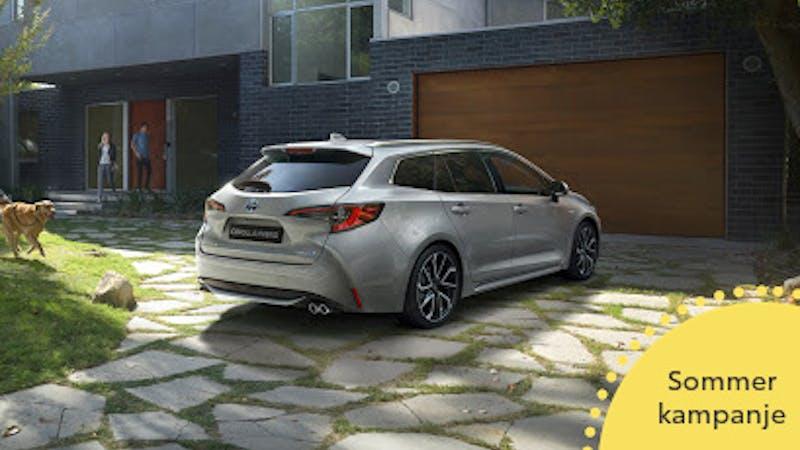 Corolla TS Stasjonsvogn Hybrid
