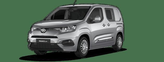 Toyota Proace City 4x4