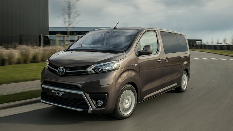 Proace Verso Electric